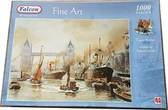 "FALCON F ? 1000 ART 10478 TOWER BRIDGE 2001 INFO may be 10467 (Andrew Reynolds transport view) Tags: jigsaw ""jigsaw puzzle"" picture pieces large difficult falcon hobby leisure pasttime f 1000 art 10478 tower bridge {ar} 2001 info may be 10467"