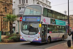 First Sheffield 37472 / YN08 NLL (TEN6083 (kieron mathews)) Tags: bus buses nebuses transport publictransport firstsouthyorkshire volvo sheffield wrightbus eclipsegemini b9tl 37472 yn08nll