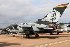 4523_01 (GH@BHD) Tags: 4325 panavia tornado panaviatornado panaviatornadoids germanairforce riat2019 raffairford luftwaffe riat royalinternationalairtattoo specialcolours military aircraft aviation