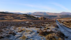 Photo of Global warming, November afternoon in Scotland, -3.5C