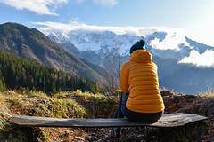 Chasing the sun ☀️⛅ (jan.foraus) Tags: mountainview panorama mountain slovenija sunny