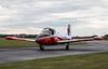 EGSU - BAC Jet Provost T5 - G-BWSG / XW324
