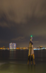 Portsmouth Harbour (THE NUTTY PHOTOGRAPHER) Tags: portsmouthharbour portsmouth harbourlights beacon towerblock nightlights