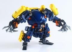 Exo-suit 04 (LEGO DOU Moko) Tags: lego legomech legomecha legomoc exosuit mecha mech