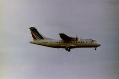 Air France ATR42 Bristol (Flyby1952) Tags: atr42