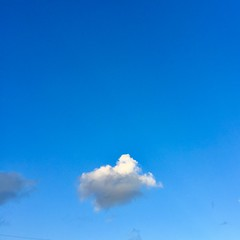A Cloud in Blue (hinxlinx) Tags: us california southerncalifornia socal sanmarcos sky cloud 美國 加利福尼亞 南加州 天空 雲 hinxlinx ericlynxlin elynx 軒