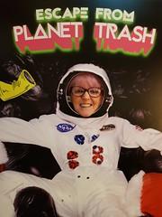 Mum. Escape from Planet Trash (ec1jack) Tags: escapefromplanettrash sinkthepink thepleasancetheatre n7 london holloway islington caledonainroad theatre england britain uk europe show panto spaceman ec1jack kierankelly