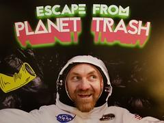 Craig. Escape from Planet Trash (ec1jack) Tags: thepleasancetheatre escapefromplanettrash sinkthepink theatre holloway london islington england britain uk europe ec1jack kierankelly