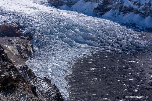 Lhotse Shar Glacier