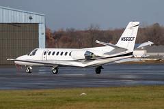 N560CF Citation 560-0040 KPTK (CanAmJetz) Tags: n560cf cessna citation 5600040 kptk ptk nikon airplane aircraft