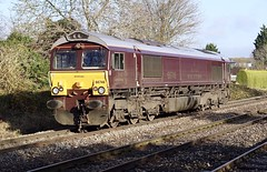 Scotsman in Hatherley ! (cotswold45) Tags: 0g66 66746