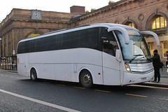 Go North East 7104 / FJ61 GZD (TEN6083 (kieron mathews)) Tags: bus buses nebuses transport publictransport newcastle volvo caetano levante gonortheast 7104 b9r fj61gzd