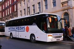 National Holidays NH14 BBH (TEN6083 (kieron mathews)) Tags: bus buses nebuses transport publictransport