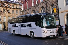 Rowell of Prudhoe VTD 148 (TEN6083 (kieron mathews)) Tags: bus buses nebuses transport publictransport