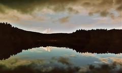 Días de Invierno (Lea Ruiz Donoso) Tags: sky cielo nublado paisaje sierra madrid árboles atardecer ocaso campos naturaleza lago nubes cloudscape trees sunset reflejo learuizdonoso