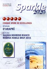 d'Araprì e Sparkle 2020 (Sparkling Wines of Puglia) Tags: spumanti degustazione guidaspumanti sparkle sparklingwine hotelexcelsior roma cucinaevini riservanobile