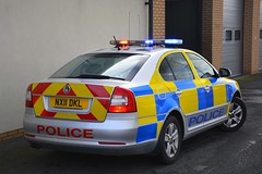 NX11 DKL (S11 AUN) Tags: tees hartlepool harbour cleveland police skoda octavia 16tdi incident response vehicle irv panda car 999 emergency nx11dkl