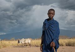 Maasai Boy II (albrecht.ehrensperger) Tags: maasai boy africa portrait tanzania