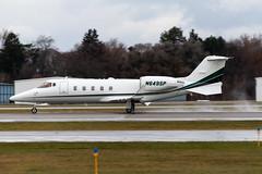 N649SP Learjet 60-390 KPTK (CanAmJetz) Tags: learjet 60390 kptk ptk bizjet airplane aircraft nikon n649sp