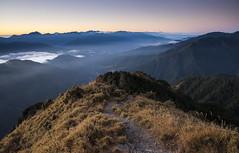 Mount Tao/Taichung (Changyou Lee) Tags: taiwan 台灣 台中 武陵四秀 武陵農場 桃山 雪山山脈 outside mountain 中央山脈 北二段 雲海 玉山 日出