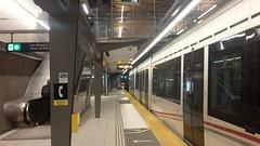 Rideau Station, en route to the William Street Accessway (dwight_ew) Tags: transit subway otrain rideaustation rideaucentre underground ottawa bywardmarket octranspo publictransit passengerrail