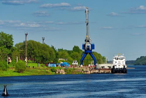 Volga River 216 ©  Alexxx Malev