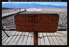 Badwater Basin ( Eduard Wichner) Tags: deathvalleynationalpark deathvalley california nevada badwaterbasin zabriskiepoint zabriskie desert mojavedesert greatbasindesert lowestelevationinnorthamerica lowestelevation hottestplacesintheworld