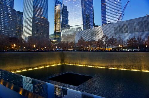 South Pool, 9/11 Memorial - WTC, New York City