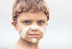 First Australian (Julie Holland photography) Tags: children child indigenous canoneos5dmarkiii