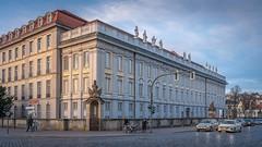 Residenz Ansbach / 20191124161018 (Bernd Hartenberger) Tags: ansbach bayern deutschland gebäude residenz