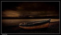 Attendre la Marée.... (jmfaure29) Tags: jmfaure29 bretagne bateau barque sigma sky seascape sea canon ciel mer paysage nature nuages clouds finistère