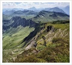 Bergwelten (Norbert Kaiser) Tags: österreich austria alpen alps allgäueralpen berge aussicht diedamskopf landschaft landscape natur nature vorarlberg