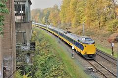 DSC_0378 b2 (mathijs.ve) Tags: icm train koploper doorloopkop arnhem kema oosterbeek zoetenlaboratorium 4027 ns nederland trein treinen intercity