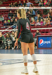 untitled-12 (boypig07) Tags: girls volleyball spandex shorts booty butt ass kneepads ponytail college womens sports voyeur short teen colorado state university thong