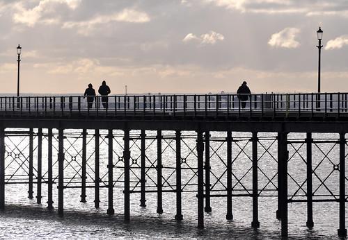 'Pier Walkers'