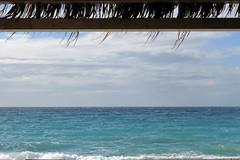 Desde el chiringuito (Micheo) Tags: spain españa mar agua granada mediterráneo mediterraneansea playadelaherradura azul andalucia magia