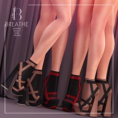 [BREATHE]-Mihori@Fameshed ([Breathe]) Tags: daisaadmiral breathe secondlife fameshed heels maitreya belleza slink legacy tmp shop design playgirl leather