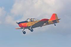Fokker S.11 (skylarkair) Tags: fokkers11 dutchaircarftindustry fokker trainer oostwolde