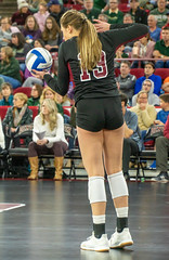untitled-8 (boypig07) Tags: girls volleyball spandex shorts booty butt ass kneepads ponytail college womens sports voyeur short teen colorado state university thong