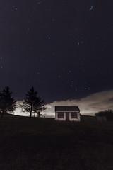 ... at last, some stars! ... (Jane Friel) Tags: stars starry starrystarrynight nightshoot nightphotography nightsky houseinthedark wicklow wicklowmountains cowicklow countryside janefriel janefriel2019