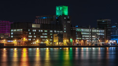 basin@night (Blende1.8) Tags: rotterdam basin hafenbecken holland color colour reflection netherlands colors night reflections lights colours nightshot nacht illumination illuminated colourful sony alpha 24105mm a7rii ilce7rm2 sel24105g harbor harborbasin