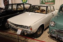 Rover 2000 SC HOH34D (Andrew 2.8i) Tags: museum classics classic autos auto voitures voiture cars car sparkford somerset uk haynes british saloon sedan 2000sc p6 sc 2000 rover 1966 hoh34d