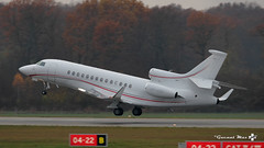 Dassault Falcon 7X, AMAX Corporate Jet AG, VP-CBY (maxguenat) Tags: lsgg gva avion airplane aircraft décollage
