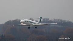 McDonnell Douglas MD-87, AMAC Aerospace, VP-CTF (maxguenat) Tags: lsgg gva avion airplane aircraft atterrissage
