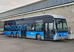 NLD Qbuzz 3028 ● Groningen Bornholmstraat (Roderik-D) Tags: qbuzz30283029 vanhool newa330fc 2013 3axle 2doors 52bjf2