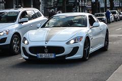 Albania - Maserati GranTurismo Sport (PrincepsLS) Tags: albania albanian license plate germany düsseldorf spotting maserati granturismo sport