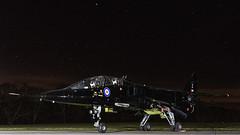Royal Air Force SEPECAT Jaguar T2 XX837-3 (Ben Stanley Hall) Tags: royal air force sepecat jaguar t2 xx837 canon nightshoot night shoot aviation fly flight flying aircraft jet strike bomber avgeek avporn aerospace raf cosford dcae egwc thresholdaero threshold aero shropshire no 22 group 238 squadron ad finem
