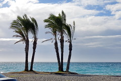 Un poco de viento (Micheo) Tags: españa spain granada playadelaherradura azul mar agua andalucia mediterráneo mediterraneansea magia