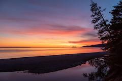 Consolation (Bert CR) Tags: lakesuperior vacation shoreline consolation ontarioparks ontarioprovincialpark ontarioprovincialparks greatlakes lake colorful sunset colorfulsunset colorfulsky