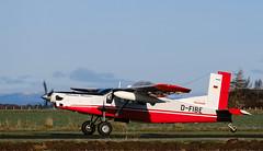 D-FIBE PC-6, Scone (wwshack) Tags: egpt pc6 psl perth perthkinross perthairport perthshire pilatus porter scone sconeairport scotland dfibe